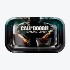 Tacka do skręcania jointów i suszu V-SYNDICATE Call of Doobie Metalowa Tacka Oryginalna COD Call of Duty