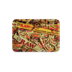 Tacka RAW MIX MINI do suszu i kręcenia jointów rolling tray metalowa