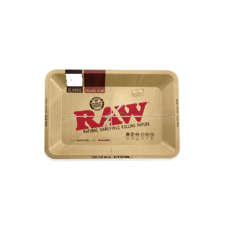 Tacka RAW ORIGINAL MINI do suszu i kręcenia jointów rolling tray metalowa