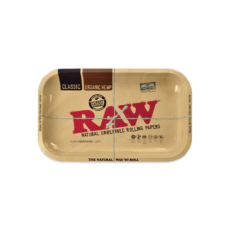Tacka RAW ORIGINAL do suszu i kręcenia jointów rolling tray metalowa