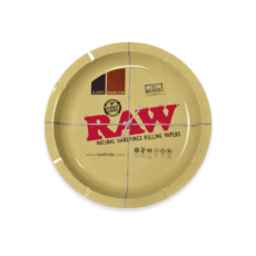 Tacka RAW ROUND do suszu i kręcenia jointów rolling tray metalowa 31cm
